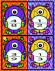 Fraction Monsters- Equivalent Fraction , Adding and Subtra