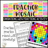 Fraction Mosaic Mini-Project