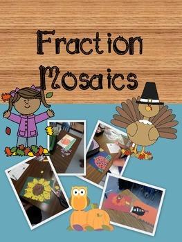 Fraction Mosaics