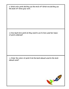 Fraction Multi-Step Word Problems