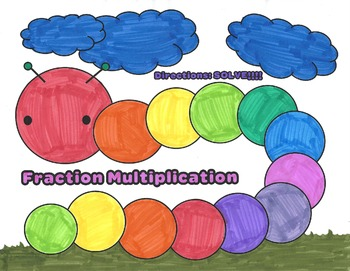 Fraction Multiplication Caterpillar