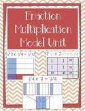 Fraction Multiplication Model Unit