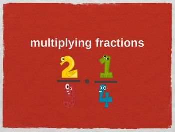 Fraction Multiplication PPT