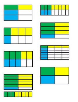 Fraction Multiplication Puzzle