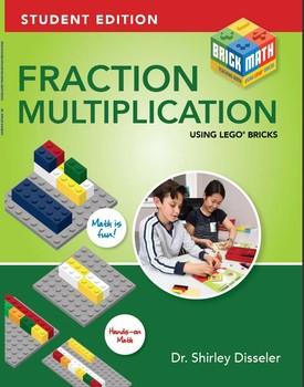 Fraction Multiplication Using LEGO® Bricks: Student Edition