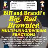 Multiplying and Dividing Fractions Unit: Real World Proble