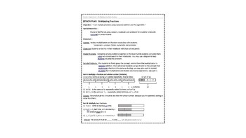 Fraction Multiplication and Division Unit
