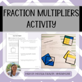 Fraction Multipliers Activity