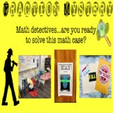 Fraction Mystery-Adding and Subtracting Fractions