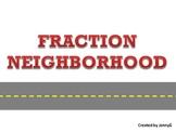 Fraction Neighborhood by JennyG
