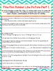 Fraction Number Line Art Activity Part2 -Improper Fraction