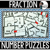 Fraction Number Puzzles