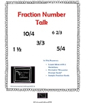 Fraction Number Talk Activity