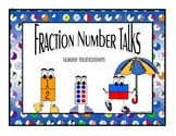 Fraction Number Talks