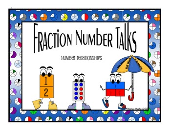 Fraction Number Talks