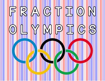 Fraction Olympics
