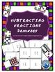 Fraction Operation Domino Bundle