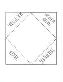 Fraction Operation Foldable