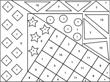 Fraction Operations - (Four Operations with Scaffolded Notes): Coloring Pages