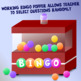 Fraction Operations Interactive Bingo Review Game