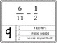 Fraction Operations Mad Lib