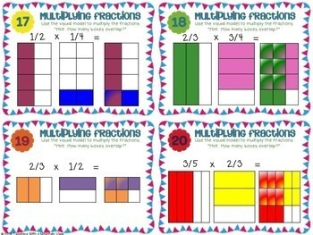 Fraction Operations Resource Bundle {Add, Subtract, Multiply, Divide Fractions}