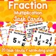 Fraction Operations Task Card Bundle (Add/Subtract/Multipl