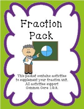 Fraction Pack, 1.G.3
