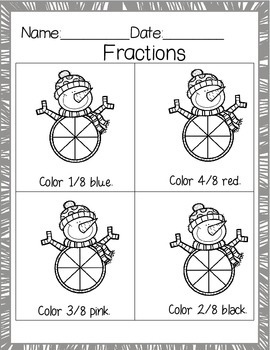 Fraction Pack