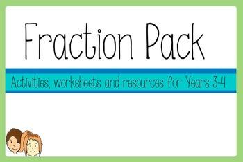 Fraction Pack - UK version