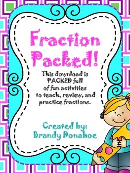 Fraction Packed!