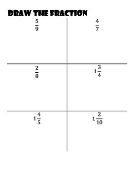 Fraction Packet