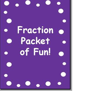 Fraction Packet of Fun