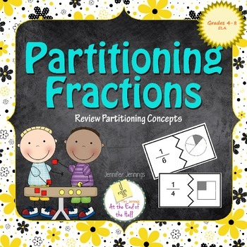 Fraction Partitioning Activity
