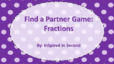 Fraction Partner Game (Equal Parts)