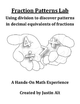 Fraction Patterns Lab: A Hands-On Math Experience