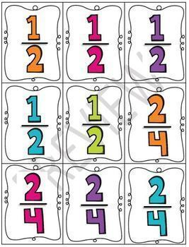 Fraction Phases: An Equivalent Fractions Game