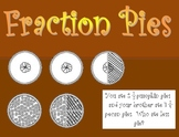 Fraction Pies