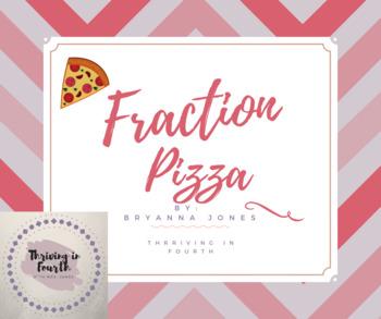 Fraction Pizza!