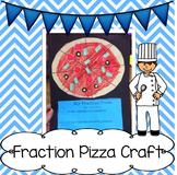 Fraction Craft Activity