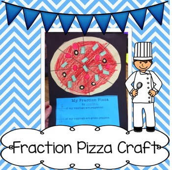 Fraction Craft Activity