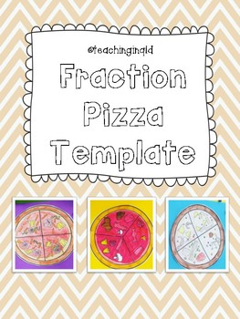 Fraction Pizza *FREEBIE*
