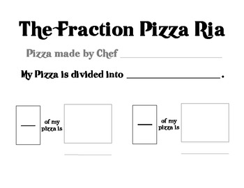 Fraction Pizza Ria