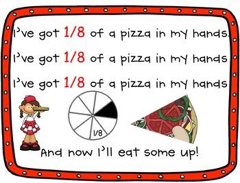 Fraction Pizza Song -Dr. Jean Feldman