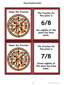 Fraction Pizzas