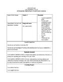 Fraction Pizzas (5E lesson plan)