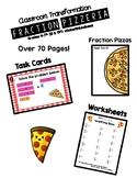 Fraction Pizzeria Classroom Transformation
