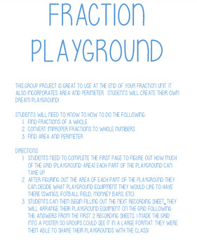 Fraction Playground