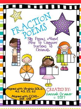 Fraction Poems