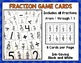 Fraction Games, Cards, and Poster Packet